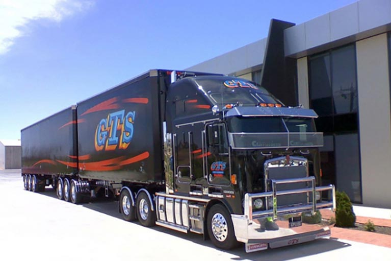 Case Study GTS Freight Management